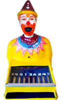 Laughing-Clown-Carnival Ride Hire
