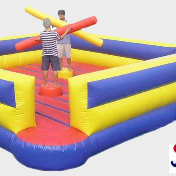 Gladiator Dual Amusement Ride for Hire- Carnival Rides Sydney