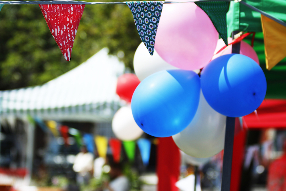 Amazing ideas for organising fetes and fundraisers