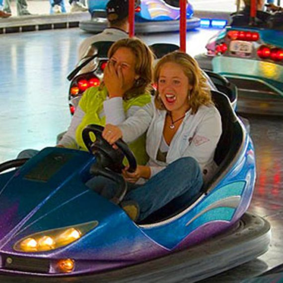 Dodgem Cars For Hire - Amusement Rides Hire