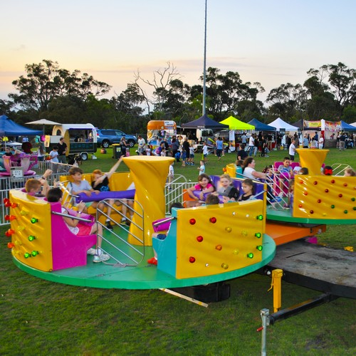 Storm Ride For Hire - Amusement Rides Hire